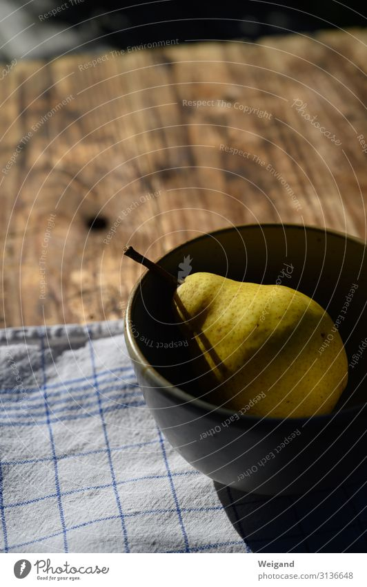 pear Food Fruit Nutrition Breakfast Organic produce Vegetarian diet Nature Diet Exotic Compassion Solidarity To console Grateful Sadness Concern Calm Pear Bowl