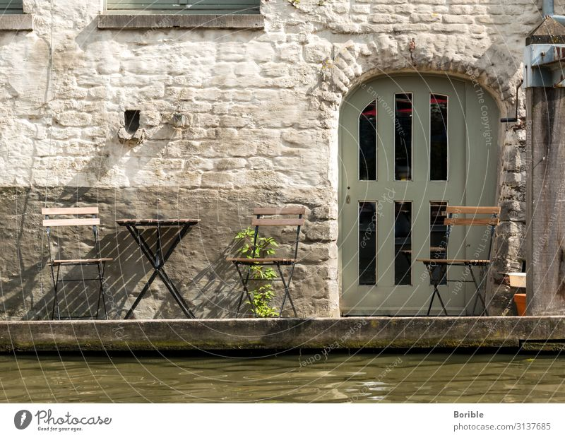 Vacation & Travel House (Residential Structure) Relaxation Calm Happy Building Time Tourism Door Sit Adventure Manmade structures Balcony Hang Terrace