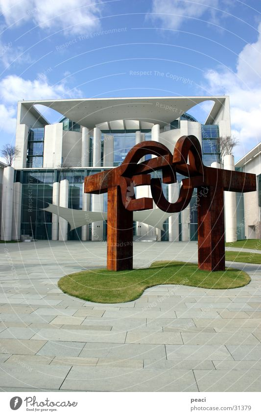 Federal Chancellery Politics and state Architecture chancellor Berlin more schröder