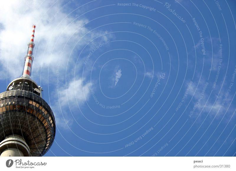 Berlin Architecture Tall Tower Berlin TV Tower
