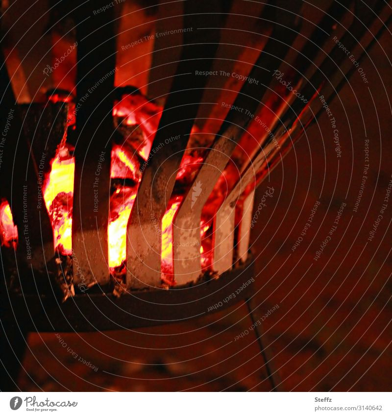 Nature Relaxation Warmth Yellow Garden Orange Brown Moody Romance Energy Fire Elements Hot Dusk Burn Tin