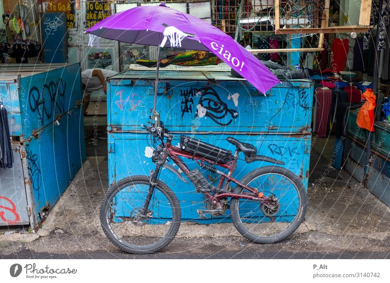 ciao bella! Cycling tour Sports Tel Aviv Israel Italy Transport Street Bicycle Umbrellas & Shades Movement Vacation & Travel Sunshade Mountain bike