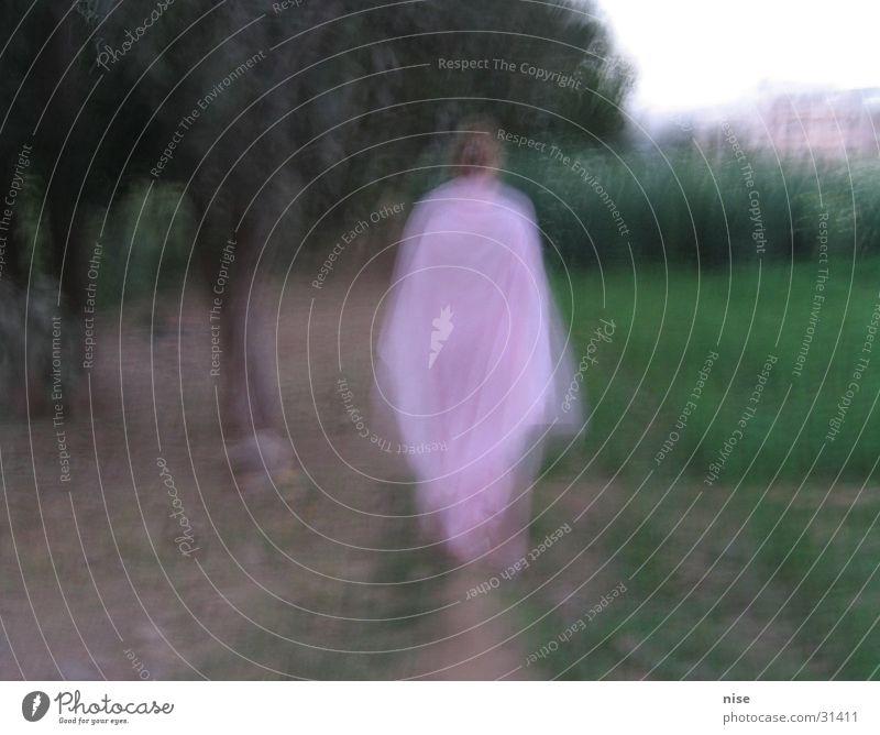 angels Woman Costume Angel Surrealism Nature Blur