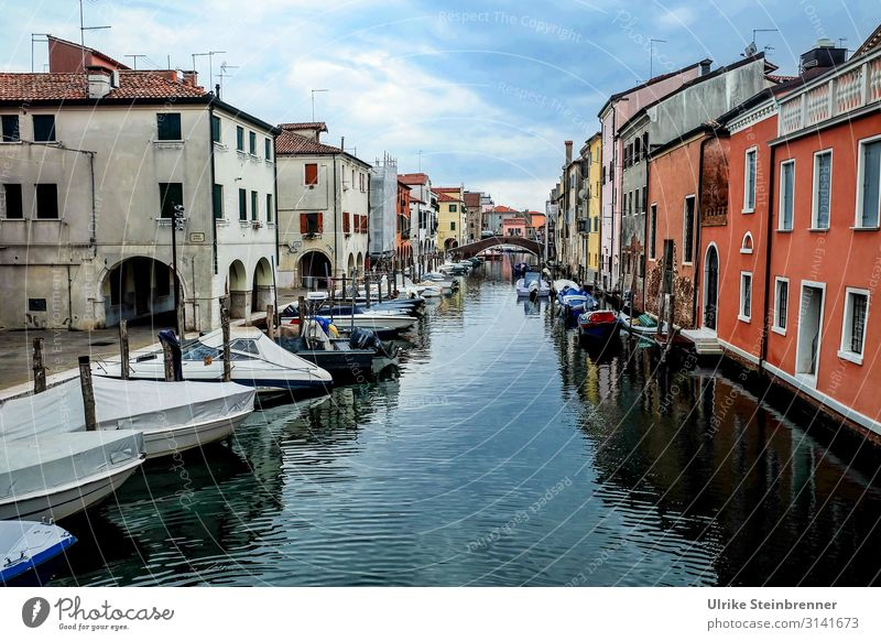 Vacation & Travel Town House (Residential Structure) Architecture Senior citizen Lanes & trails Building Tourism Trip Europe Lie Idyll Transience Italy