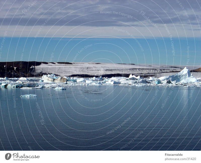 Ocean Iceberg South Pole Arctic Ocean Antarctica