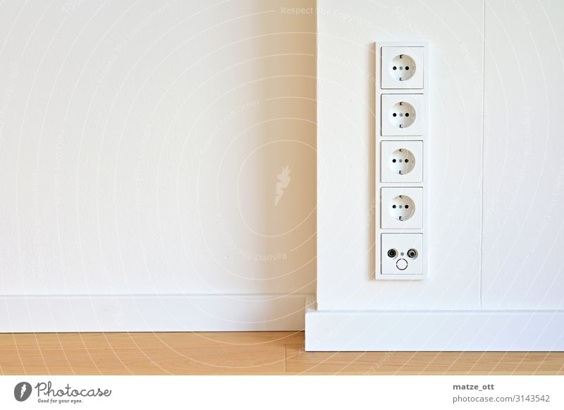 Power without end Socket strip Interior design Living or residing Flat (apartment) House (Residential Structure) House building Redecorate Room Living room