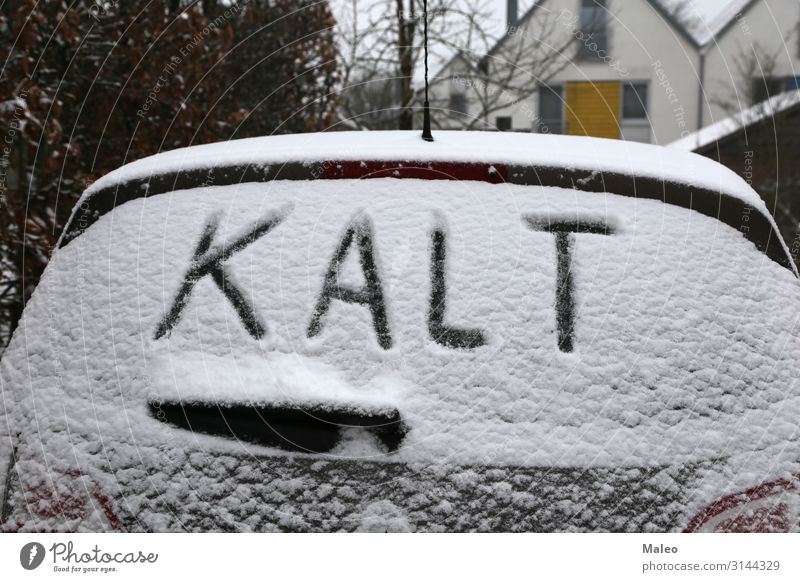 winter Car Cold Freeze Frozen Frost German Glass Ice January Nature Natural Seasons Snow Snowfall Snowflake White Car Window Winter Window pane Scratch