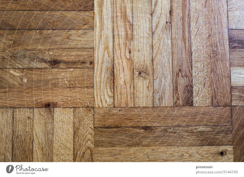 parquet Wood Stand Living or residing Old Sharp-edged Brown Material Panels Background picture Dance floor Horizontal Parquet floor Wooden floor Surface