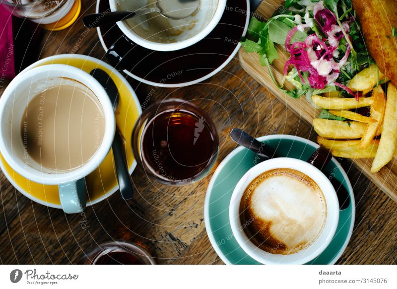 spring coffee Joy Food Lifestyle Feasts & Celebrations Style Moody Leisure and hobbies Nutrition Table Happiness Kitchen Beverage Harmonious Breakfast