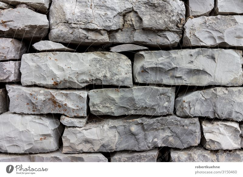 slate wall Vacation & Travel Mountain Deserted Wall (barrier) Wall (building) Facade Stone Protection Attachment Colour photo Subdued colour Exterior shot