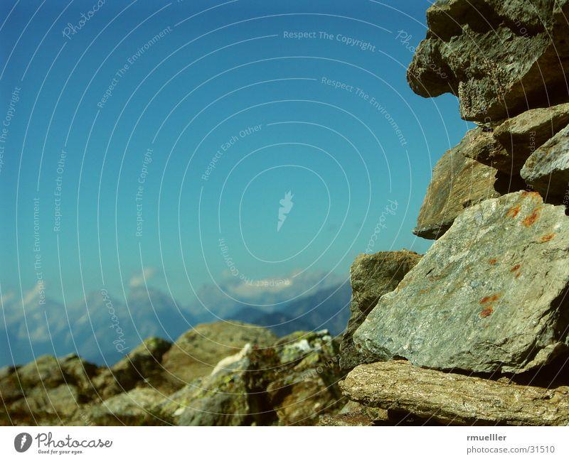 Nature Sky Clouds Mountain Landscape Rock Alps Altar