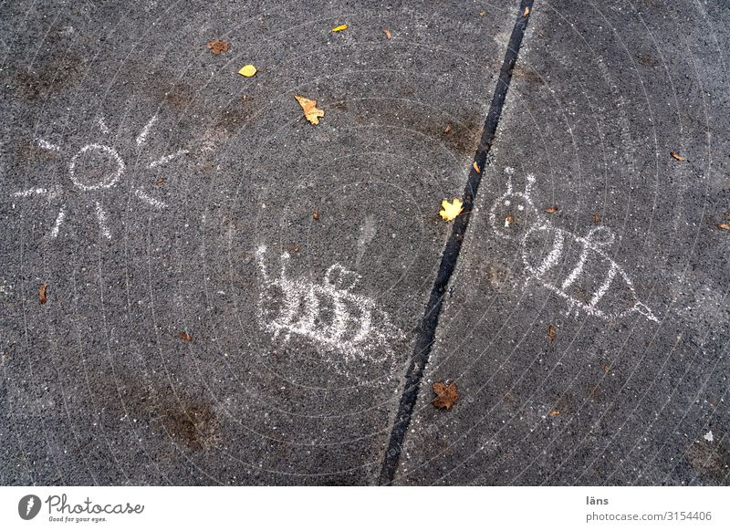 Sun Animal Lanes & trails Beginning Footpath Bee Ease Effort Optimism Expectation Performance Chalk drawing Pollination