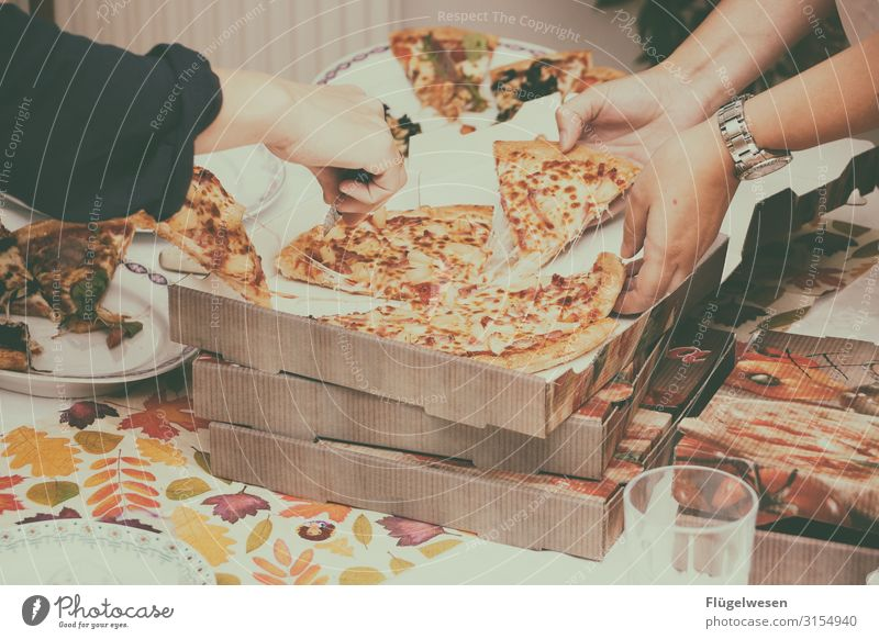 Healthy Eating Food photograph Dish Shopping Noodles Pizza Deliver Salami Delivery truck Italians
