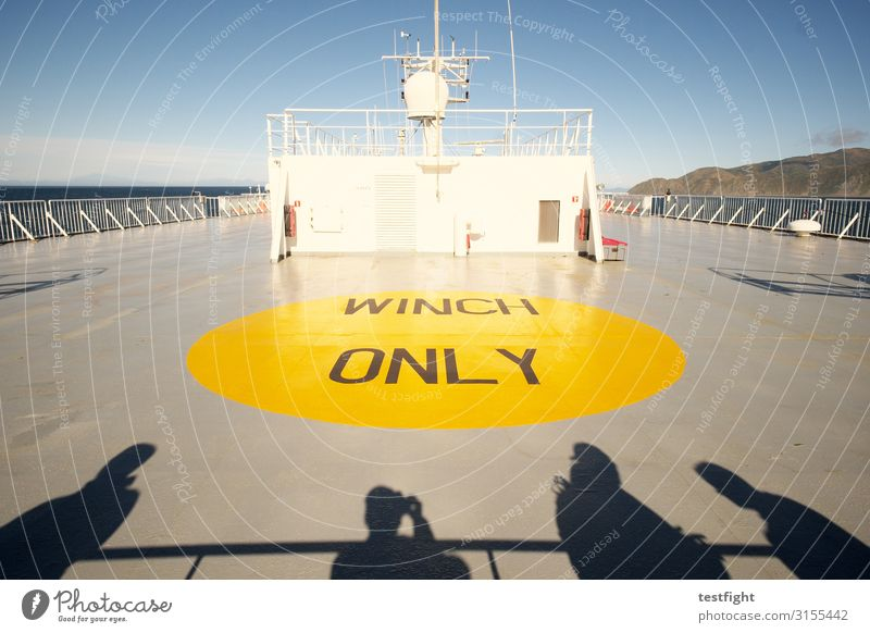 Yellow Places Logistics Driving Ferry Shadow play Landing Strip