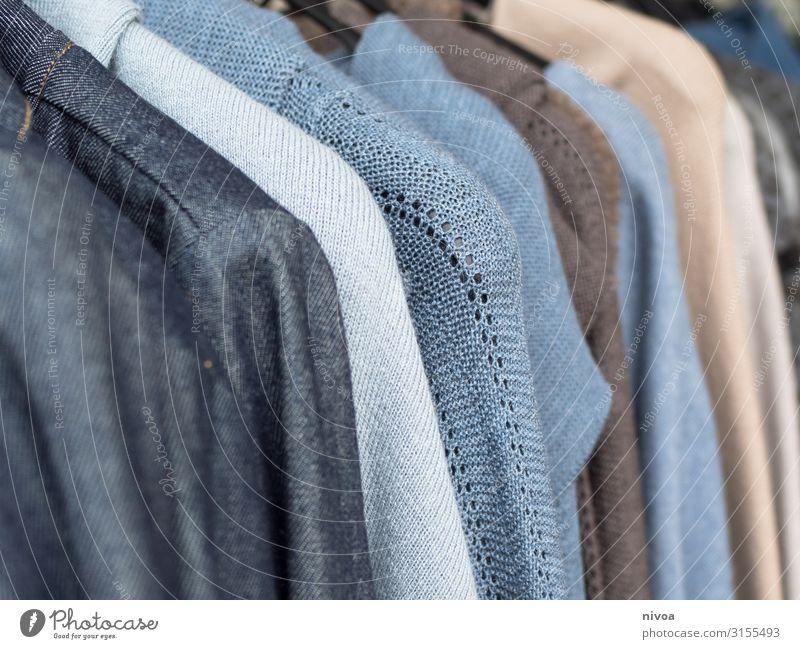 Autumn fashion on the hanger Shopping Design Money Trade Fashion Clothing Shirt Sweater Jacket Stitching Cotton fair trade organic Select Healthy Hip & trendy