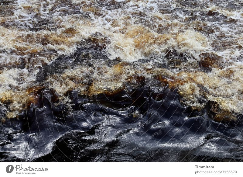 River Wharfe Vacation & Travel Environment Nature Elements Water Great Britain Yorkshire Natural Brown Yellow Black White Emotions Power Colour photo