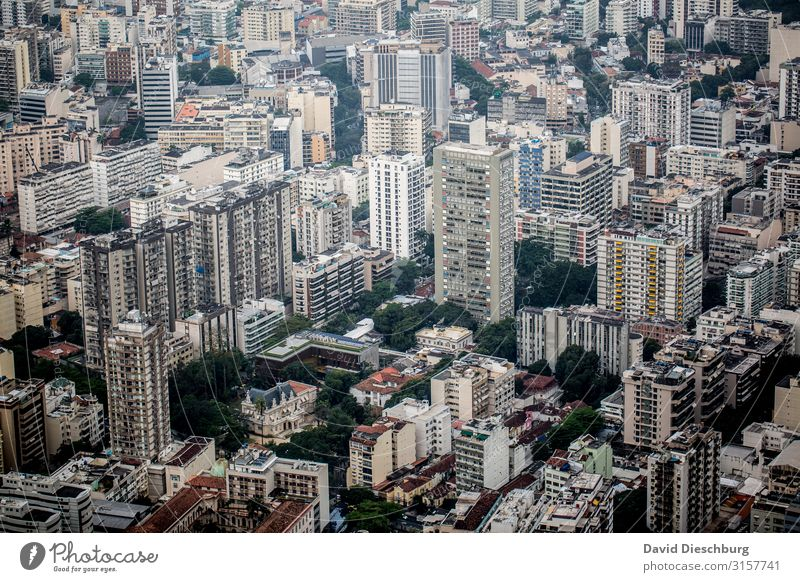 downtown Vacation & Travel Tourism Sightseeing City trip Town Downtown Overpopulated High-rise Building Financial Industry Advancement Mobility Rio de Janeiro