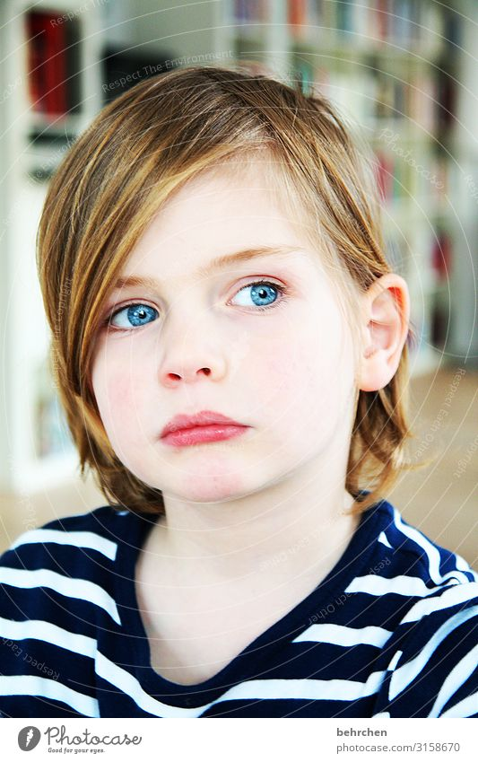 Child Blue Beautiful Face Eyes Adults Sadness Family & Relations Boy (child) Hair and hairstyles Head Meditative Infancy Skin Mouth Cute