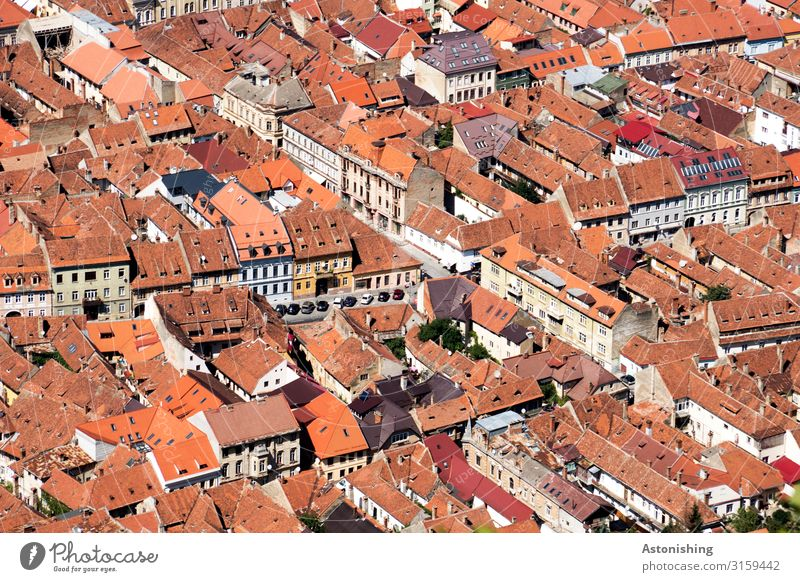 Brasov - Brasov Brașov Kronstadt brasov Romania Town Downtown Old town Populated House (Residential Structure) Tower Manmade structures Wall (barrier)