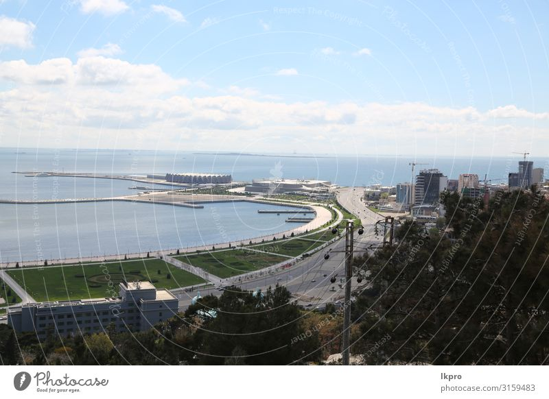 the view of the center Vacation & Travel Old Town Beautiful Landscape Ocean Street Architecture Building Tourism Stone Design Park Modern Vantage point