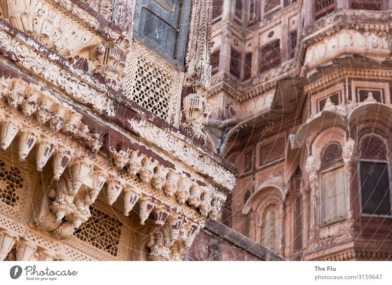 1001 nights Vacation & Travel Tourism Trip Far-off places Jodphur Rajasthan India forts forts and forts Palace Castle Manmade structures Building Architecture