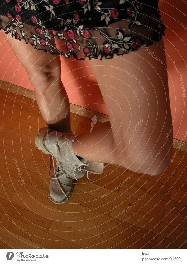 hard as a leg Woman Legs Feet Floor covering