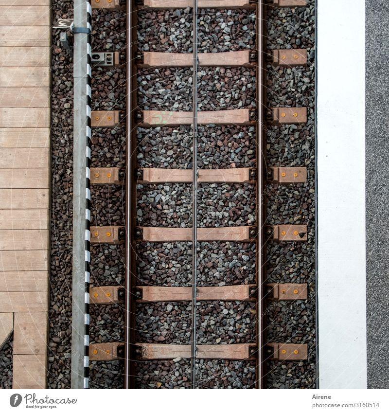 White Stone Brown Gray Line Arrangement Concrete Clean Logistics Stripe Wanderlust Under Steel Brick Railroad tracks Sharp-edged