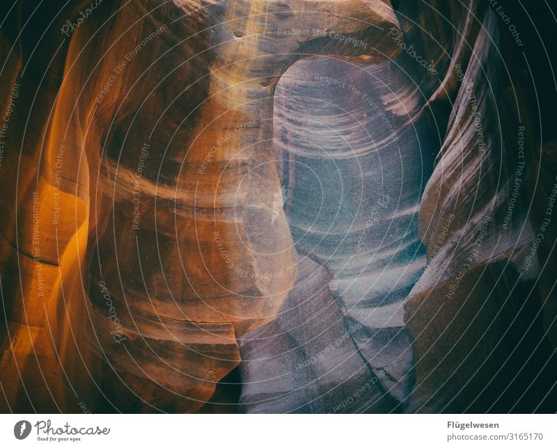 Antelope Canyon Americas USA Rock Shaft of light Light (Natural Phenomenon)
