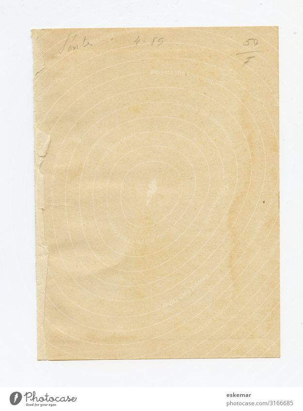 Old Beautiful White Leaf Yellow Senior citizen Brown Retro Authentic Empty Book Transience Paper Past Stationery Yellowed