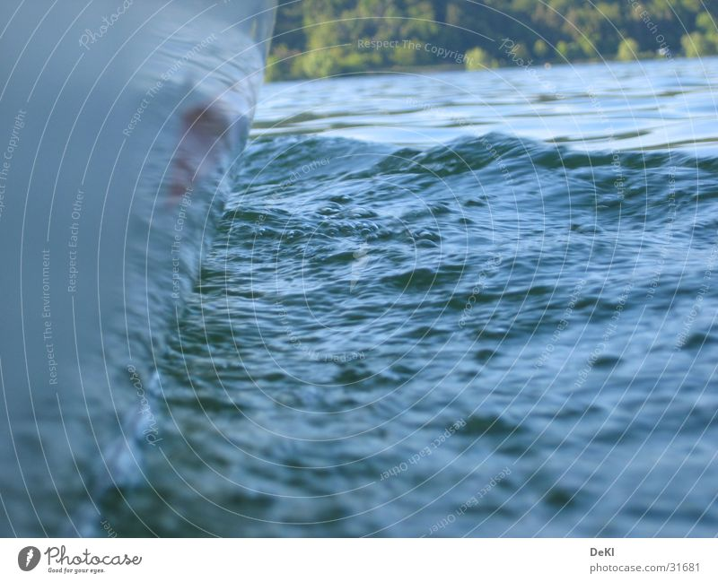 Water Watercraft Waves Navigation Edge Short Bow Surface of water
