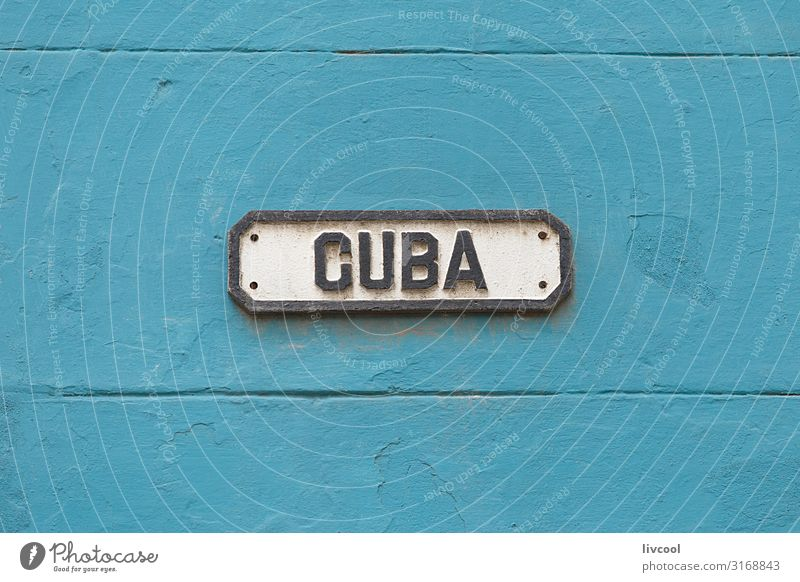 Cuba street, Old Havana - Cuba Lifestyle Vacation & Travel Tourism Trip Island House (Residential Structure) Decoration Art Town Capital city Populated Places