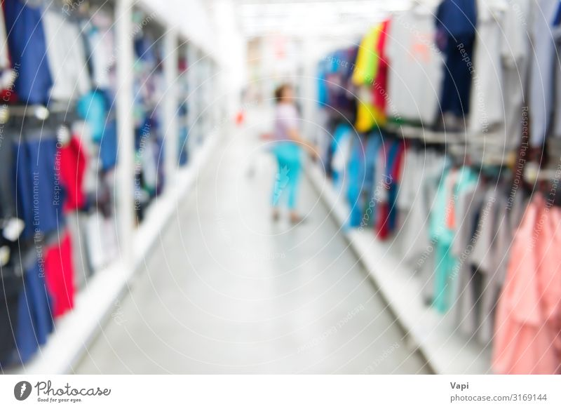 Market shop and supermarket interior Woman Human being Youth (Young adults) Blue Green White Red 18 - 30 years Lifestyle Adults Yellow Interior design