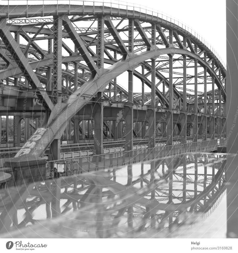 Town White Black Street Architecture Exceptional Gray Arrangement Stand Authentic Large Bridge Uniqueness Wet Hamburg Safety