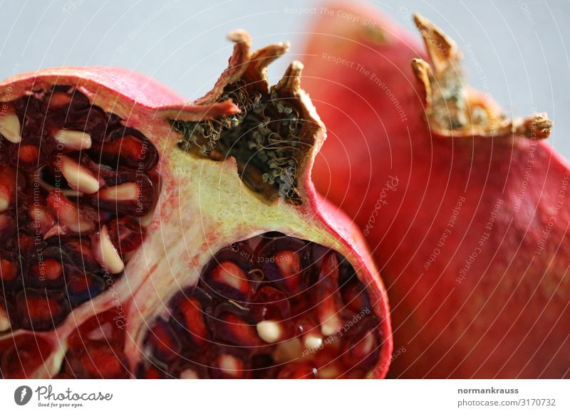 pomegranate Food Fruit Pomegranate Plant Agricultural crop Exotic Fresh Healthy Good Delicious Natural Juicy Red To enjoy Fruity Colour photo Interior shot