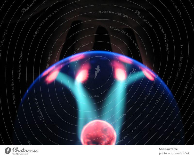 Dark Lighting Glass Science & Research Sphere Lightning Plasma Lightning globe