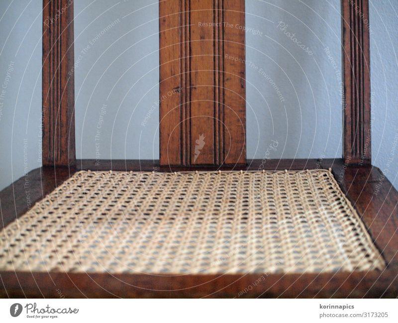 """Chair weave Style Redecorate Furniture Armchair """"Chair mesh wickerwork Viennese weave Chair braiding."""" Craftsperson """"Restorer Restoration Artist"""