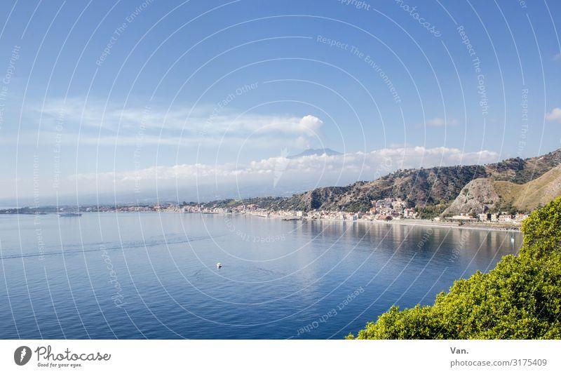 Sky Vacation & Travel Nature Summer Plant Blue Beautiful Water Landscape Tree Ocean Clouds Beach Coast Rock Island