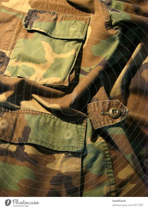 USA Jacket Bag Soldier Accessory Camouflage US Army
