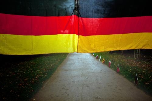 Forest Lanes & trails Berlin Germany Copy Space Park German Flag Capital city Nationalities and ethnicity Berlin zoo