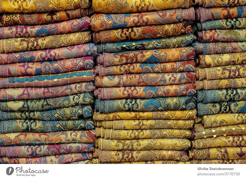 fabric layers Vacation & Travel Tourism Sightseeing City trip Istanbul Clothing Accessory Scarf Rag shawl Headscarf Lie Esthetic Beautiful Warmth Elegant Colour