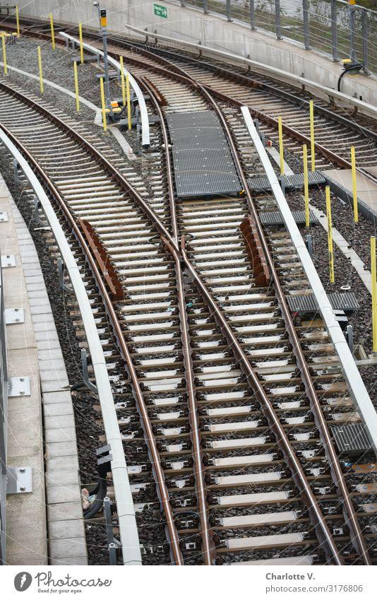Let's go to the next UT | UT HH19 Transport Traffic infrastructure Passenger traffic Public transit Logistics Train travel Rail transport Railroad tracks Switch