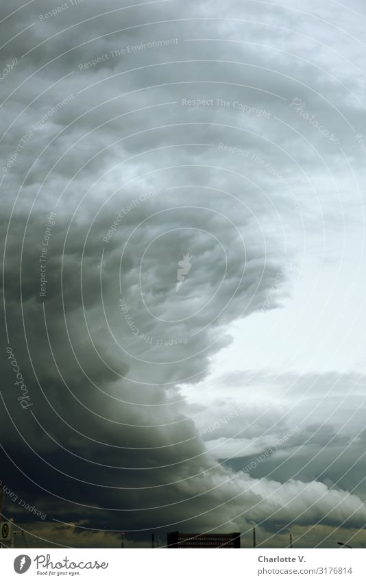Sky Nature Clouds Dark Environment Exceptional Gray Moody Wild Fear Air Elegant Power Fantastic Dangerous Threat