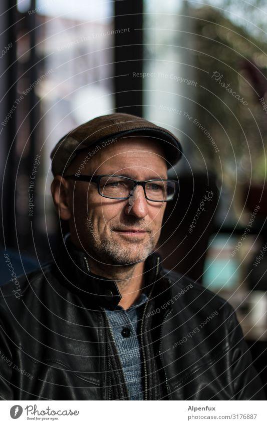 Pokerface | UT HH19 Human being Masculine Man Adults 45 - 60 years Contentment Joie de vivre (Vitality) Self-confident Cool (slang) Optimism Success Power