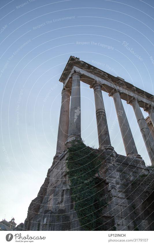 R O M. II Vacation & Travel Tourism Trip Landscape Park Rome Italy Manmade structures Gigantic Historic Esthetic Past Destruction Forum Romano Manmade landscape