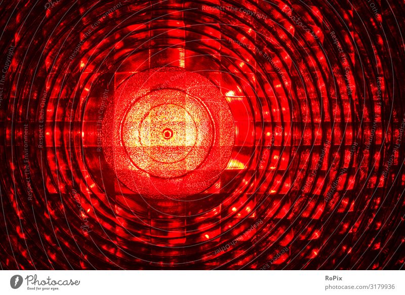 Warning light. Design Science & Research Work and employment Profession Workplace Factory Economy Industry Construction site Energy industry Technology