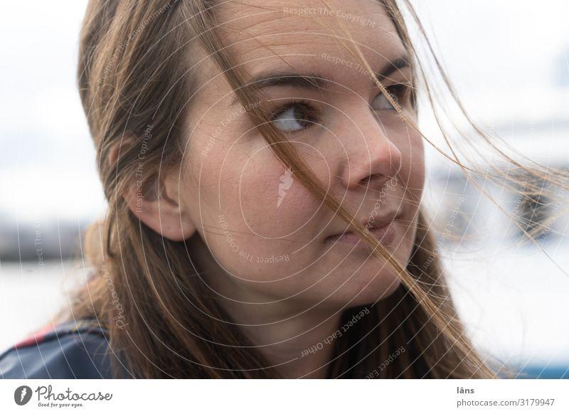 Woman Feminine Wind Observe Hamburg Congenial