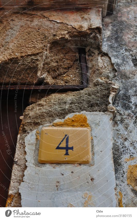 Number four. Rhodes town Town Capital city Port City Downtown Old town Deserted House (Residential Structure) Wall (barrier) Wall (building) Facade Door Sign