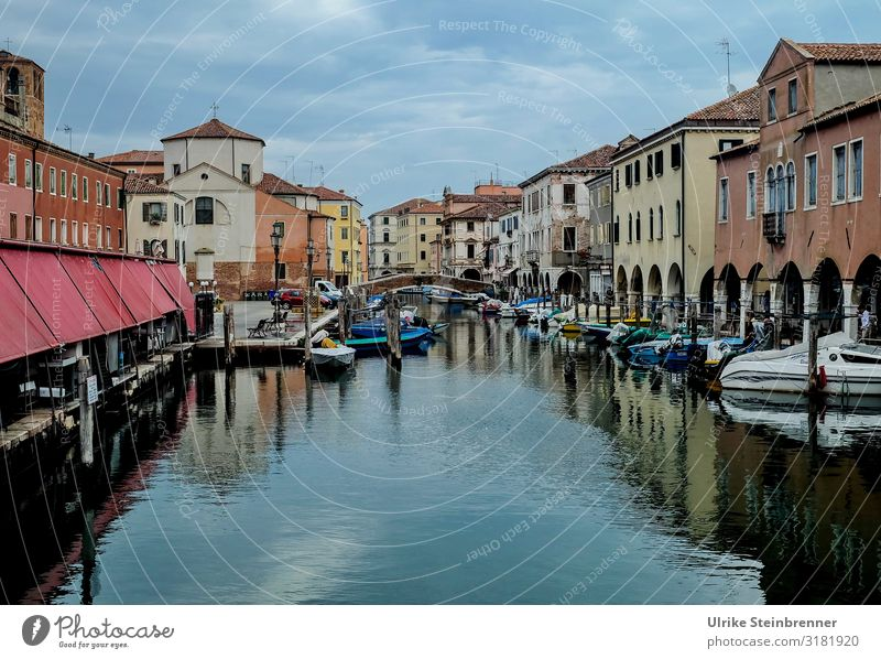 Chioggia Vacation & Travel Tourism Sightseeing City trip chioggia Italy Europe Village Fishing village Small Town Port City Downtown Old town