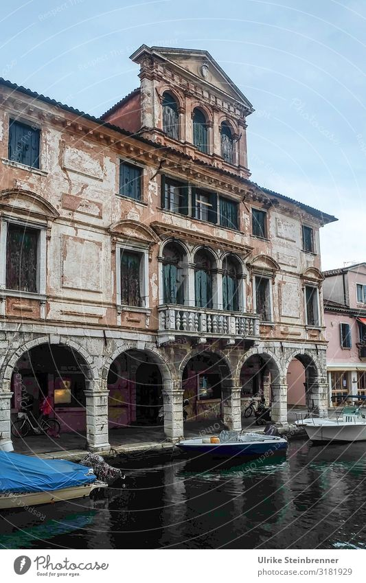 Marode Splendour II Vacation & Travel Tourism Sightseeing City trip chioggia Italy Europe Village Fishing village Small Town Port City Downtown
