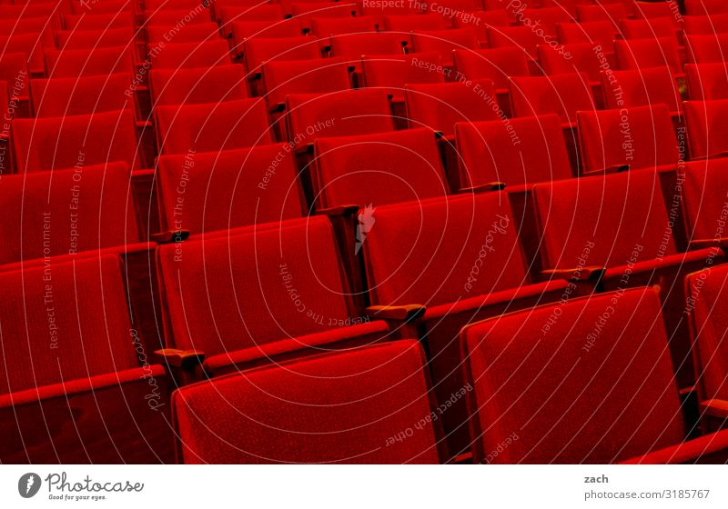 Berlinale Armchair Chair Entertainment Event Stage play Theatre Culture Youth culture Concert Opera Cinema Film industry Video Looking Sit Soft Red Orderliness